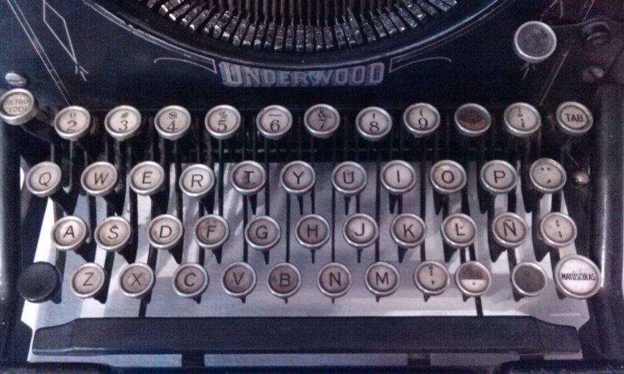 Escribir oficio antiguo