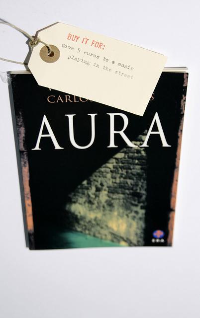 Aura Carlos Fuentes