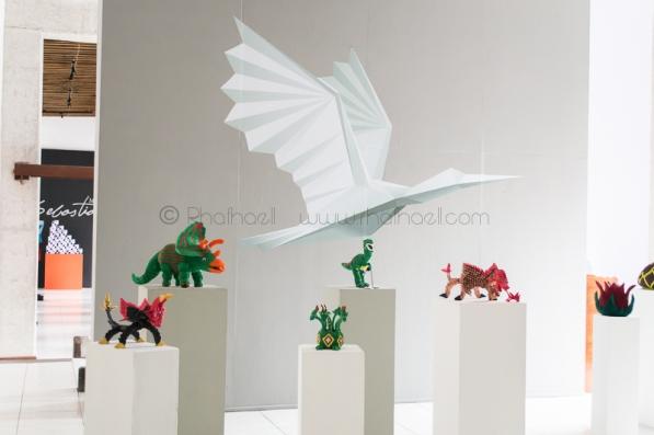 Parte Exposicion Origami 3d