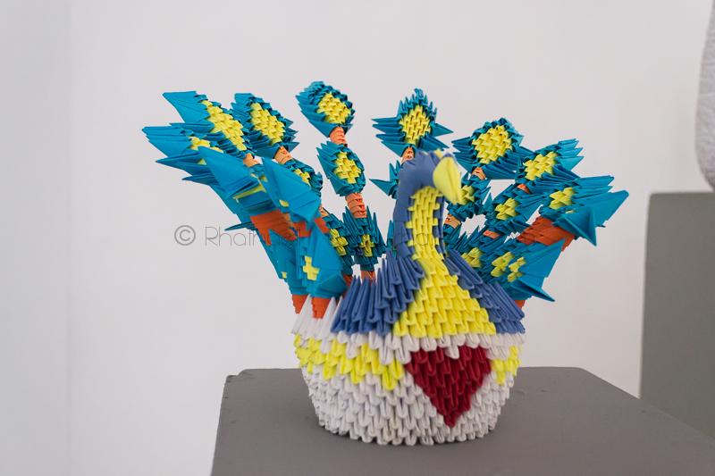 Pieza de Origami 3d Cleofas de la Peña_01