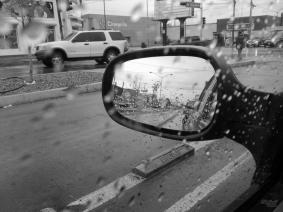 Tarde de lluvia en Chihuahua por Rhafhaell