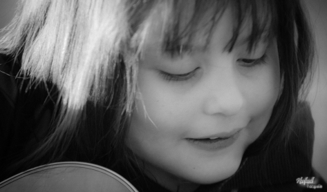 Aprendiendo guitarra por Rhafhaell