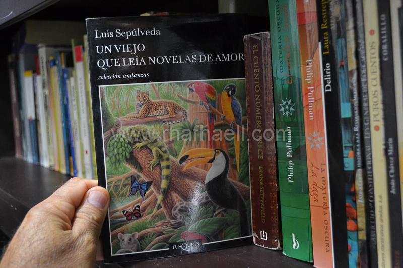 viejo que leia novelas de amor