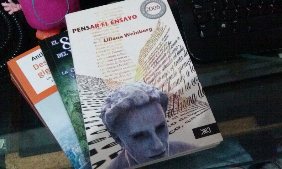 Libro pensar el ensayo