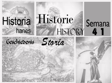 Semana 41 historia rhafhaell