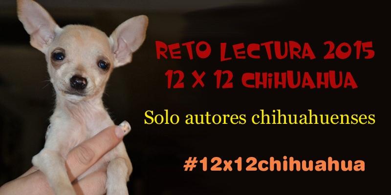 Reto lectura 12 x 12 Chihuahua