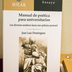 Manual de Poética para universitarios
