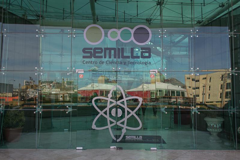 Entrada al Museo Semilla